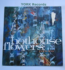 """HOTHOUSE FLOWERS - Movies - Excellent Condition 12"""" Single London LONX 276"""