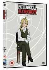 Fullmetal Alchemist - Vol. 13: Brotherhood 49-51 DVD New & Sealed