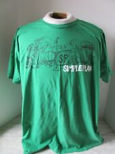 2012 Simple Plan Concert Tour Green T-Shirt Size Xl Get Your Heart On