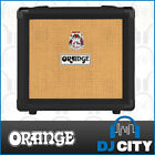Orange Crush 12 Black - Combo Amplifier All Analogue Signal (12 Watts) for sale
