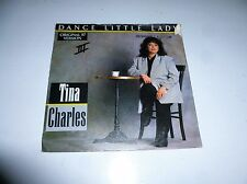 "TINA CHARLES - Dance Little Lady dance - 1987 German 2-track 7"" Juke Box Single"