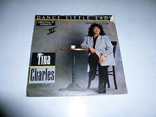 "TINA CHARLES - Dance Little Lady dance - 1987 German 2-track 7"" Juke Box Single"