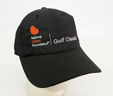 Greg Norman Hat Cap National Kidney Foundation Golf Classic Black GN067
