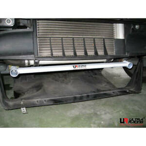 Ultra Racing 2Point Front Lower Bar for SMART FORTWO (450) 0.6 '98-'07 (LA2-770)