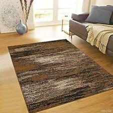Rugs Area Rugs Carpets 8x10 Rug Modern Large Floor Living Room Brown 5x7 Rugs ~