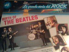 "Beatles Birth of the Beatles Italy press GSR 46 Rare  M-  12"" lp"