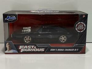 Fast and Furious Doms Dodge Charger R/T 1:32 Scale Jada 97042