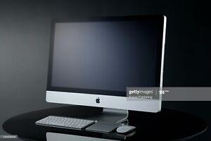"Apple iMac A1311 21.5""2010 1TB HDD 8Gb Ram Intel Core i3 Boxed Office Upgraded"