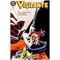 Vigilante (1983 series) #32 in Near Mint minus condition. DC comics [*db]