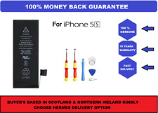 Genuine Battery Replacement for Apple iPhone 5s 5c 1560 mAh Tools UK Stock