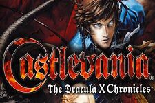 Castlevania - Dracula X Chronicles  Poster -  30 in x 20 in ( Fast Shipping )