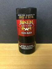 House of Kolor Kustom Kolor Lot of (6) 1.oz Bottles GLOSS BLACK Airbush Paint!