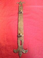 Antica Staffa Per Bloccaggio Scuri