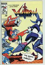Voltron 2 & 3 - Comics after Tv Show - High Grade 9.4 Nm