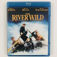 The River Wild (Blu Ray) 1994 Film with Meryl Streep and Kevin Bacon