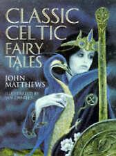 (Good)-Classic Celtic Fairy Tales (Paperback)-John Matthews-0713727837