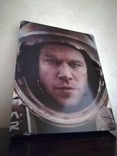 The Martian-Steelbook-Bluray Disc  italiana-Nuova