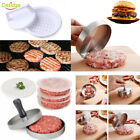 Hamburger Press Stuffed Burger Meat Grill Party BBQ Burger Maker Mould Mold Tool