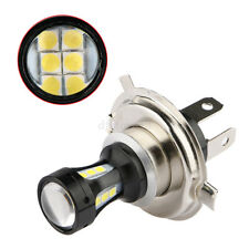 H4 12V 18W Motorcycle 3030 LED Headlight Head Light Lamp Bulb 6500K For Harley