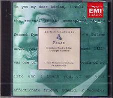 Sir Adrian BOULT: ELGAR Symphony No.2 Cockaigne In London Town EMI CD NEU