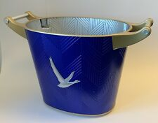 Grey Goose Vodka radiador Double 2 bottle ice Bucket decorativas bar nuevo embalaje original