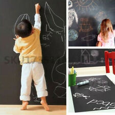 Large Chalkboard Wall Sticker Blackboard Paint Board Contact Paper Removabe