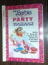 1991 The BARBIE PARTY COOKBOOK