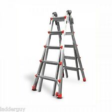 22 1A Revolution Little Giant Ladder & work platform