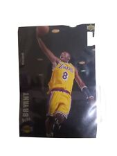 1996 - 1997 Upper Deck Collector's Choice Kobe Bryant Los Angeles Lakers #267 B…