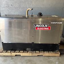 2018 Lincoln Vantage 300 Kubota Diesel Welder Generator Welding 2910 Hrs