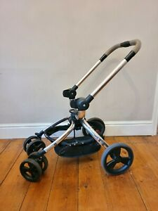 Mothercare Orb Rose Gold Complete Chassis/Frame with Shopping Basket and Wheels
