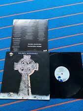 Black Sabbath LP Headless Cross Seventh IRS Metal US Pressing Tony Martin Iommi