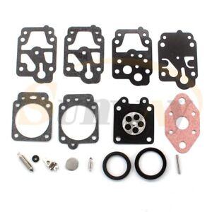 Repair Service Kit For SCREWFIX TITAN TTL488GDO 25cc BrushCutter Carburettor Kit