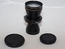 Nikon Nikkor-T * ED 360mm f/8 Telephoto large format lens. Linhof, Ebony, Wisner