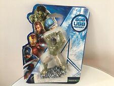 HULK - Dane-Elec - Marvel Avengers - 8GB USB Drive - NEW