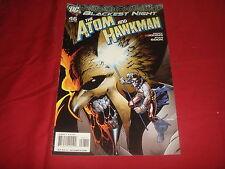 THE ATOM AND HAWKMAN #46 Blackest Night  DC Comics - 2010 - NM