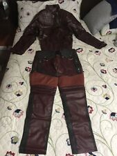 Star Lord Leather Jacket And Pants