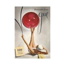 POSTCARDS FROM VOGUE: 100 ICONIC COVERS 9781846144684