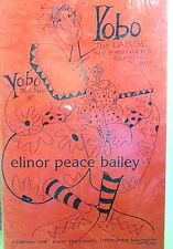 "Elinor Peace Bailey cloth art doll pattern YOBO 35"" big brother YOBO 11"" little"