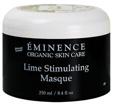 Eminence Lime Stimulating Treatment Masque 8.4oz(250ml) Fresh New