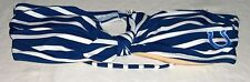 Indianapolis Colts String Bikini Top Medium Swim Suit Ladies NFL Top Only Sexy