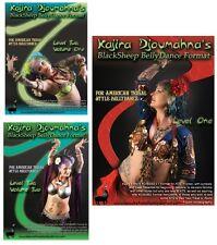 Learn Tribal Belly Dance with Kajira - 3 DVD Set - Videos