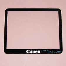 New Canon EOS 5D Mark II 2 Outer TFT LCD Screen Display Window Glass Replacement