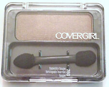 COVERGIRL CoverGirl Eye Enhancers Eye Shadow Single 760 Tapestry Taupe / Pearl