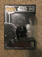 Funko Pop! Star Wars Electronic Darth Vader with Lights and Sounds #343