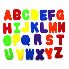 NT 36PCS Kids Toddler A-Z 0-9 Foam Letters Numbers Floating Bath tub Stick Toy