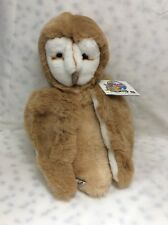 """OWL CASCADE TOYS HAND PUPPET CHILDENS TOY 16"""" LARGE"""