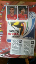 Football Complete 2010 Season Sports Stickers, Sets & Albums