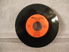The San Remo Golden Strings,  I'm Satisfied / Blueberry Hill Ric-Tic RT 108*1966