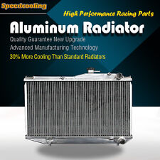 747 52MM Aluminum Radiator For Toyota Corolla AE86 L4 1.6 1984-1987 Manual Only